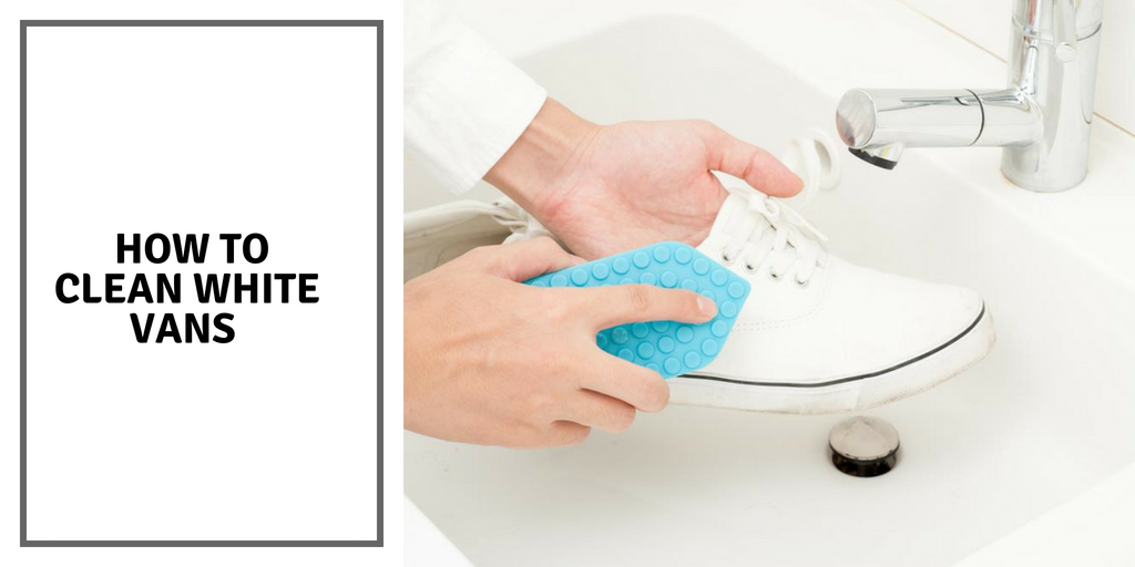 How to Clean White Vans in 5 Steps